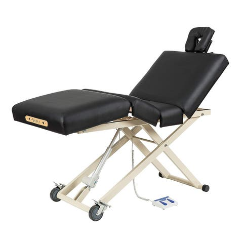 Sierra Comfort Adjustable 4-Section Electric Lift Massage Table