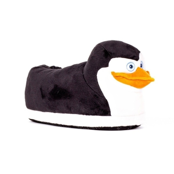 aa3b93f18 Shop DreamWorks Madagascar - Skipper Slippers - Happy Feet Mens and Womens  Slippers - Free Shipping On Orders Over  45 - Overstock - 24250930