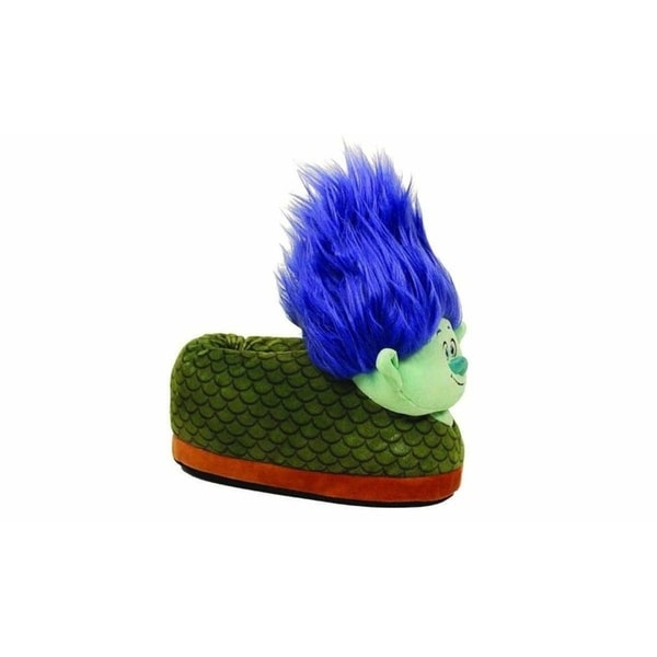 c21eb9ce201d DreamWorks Trolls - Branch Slippers - Happy Feet Mens and Womens Slippers