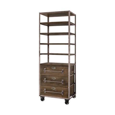 Mercana Hudson IV (Box A,B&C) Shelving Unit
