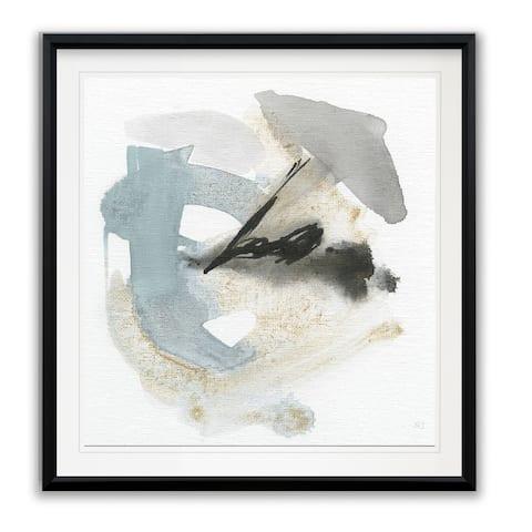 Sand & Sky II -Framed Giclee Print