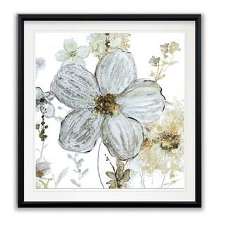 Garden Glitter II -Framed Giclee Print