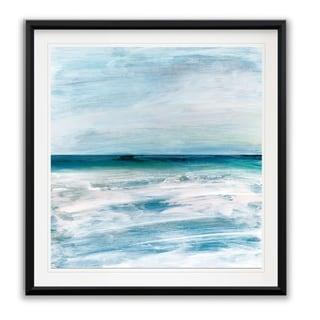 Azzurra -Framed Giclee Print