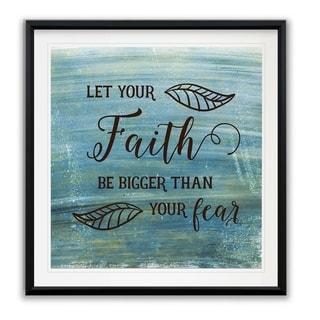 Faith -Framed Giclee Print