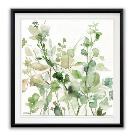 Sage Garden II -Framed Giclee Print