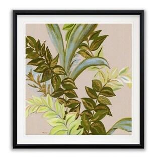 Rainforest II -Framed Giclee Print