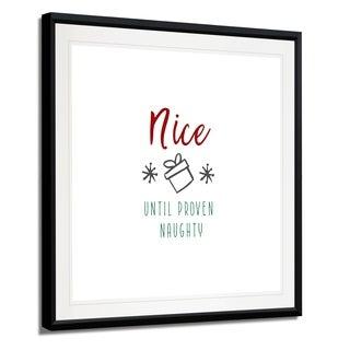Nice -Framed Giclee Print