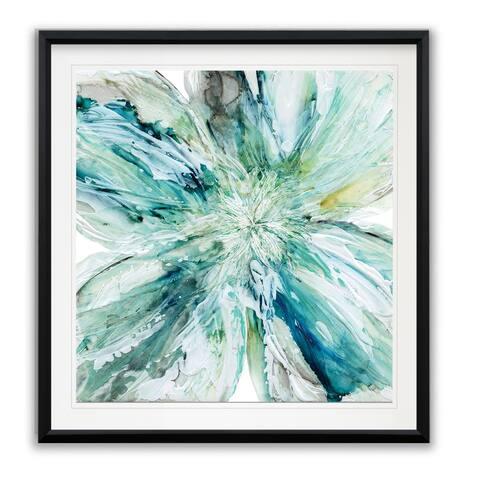 Blossom Bursts -Framed Giclee Print