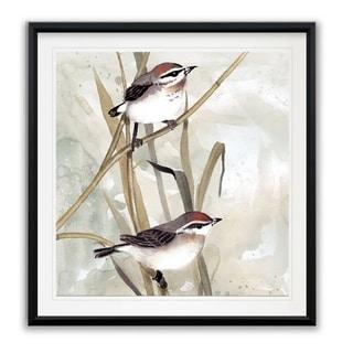 Neutral Spring I -Framed Giclee Print
