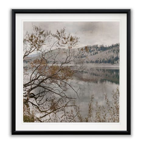 Warm Afternoon I -Framed Giclee Print