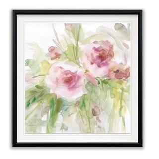 Pale Garden II -Framed Giclee Print