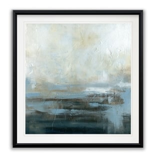 Morning Abstract -Framed Giclee Print