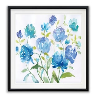 Flower Garden II -Framed Giclee Print