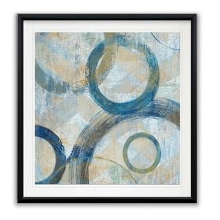 Bend I -Framed Giclee Print