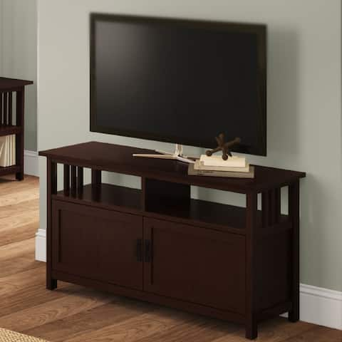 Copper Grove Boutwell Classic Mission TV Stand