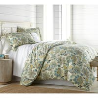 Wanderlust Reversible Duvet Cover and Sham Set
