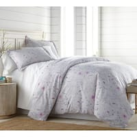 Secret Meadow Reversible Duvet Cover and Sham Set