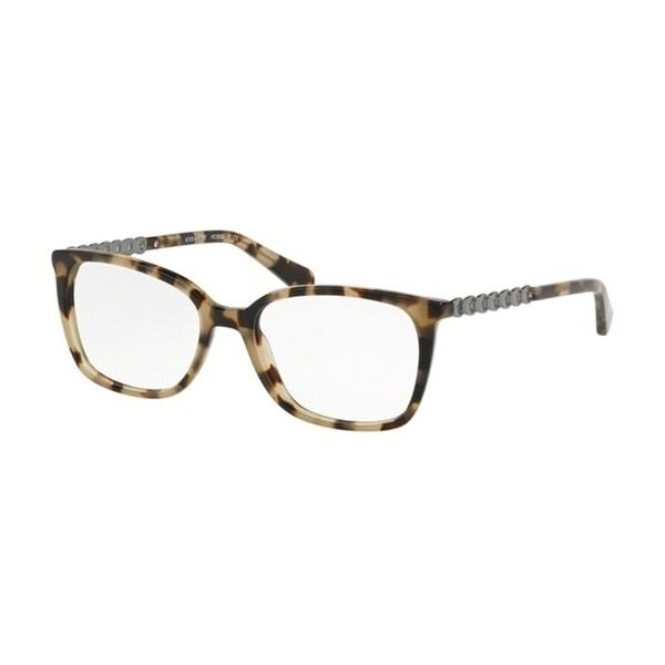 80ddf89894a2 Shop Coach Square HC6122 Women GREY GREEN TORT Frame DEMO LENS Lens  Eyeglasses - Free Shipping Today - Overstock.com - 24253938