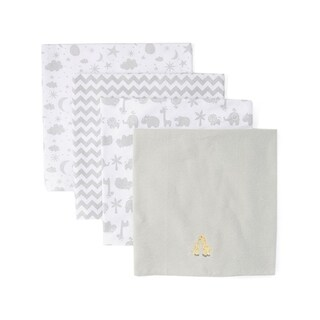 4 pack Receiving Blanket - One size