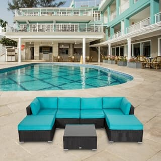 Wicker Patio Furniture Find Great Outdoor Seating Dining Deals