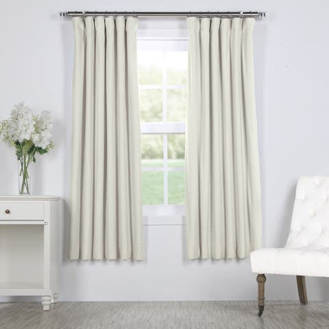 Buy 63 Inches Exclusive Fabrics Curtains Amp Drapes Online