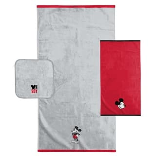 Disney Mickey Mouse Oh Boy 3PC Bath Set