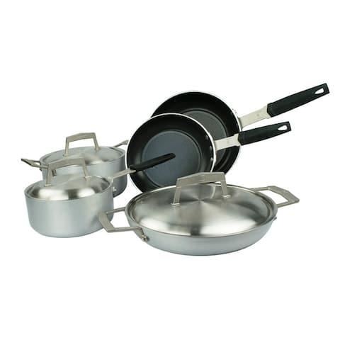 Moneta Pro Protection 8-piece Cookware Set