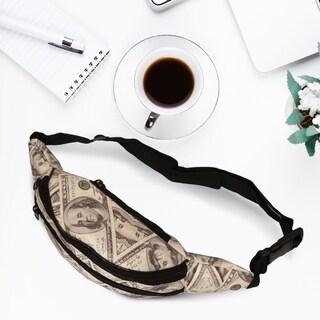 AFONiE Money Print Fanny Pack
