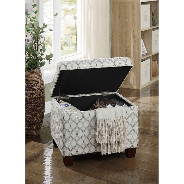 Sensational Shop Convenience Concepts Designs4Comfort Madison Storage Short Links Chair Design For Home Short Linksinfo