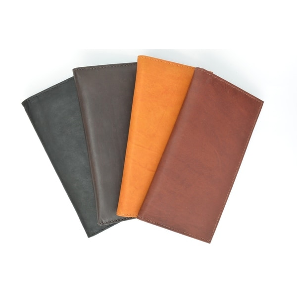 AFONiE Leather Thin Card Holder Wallet