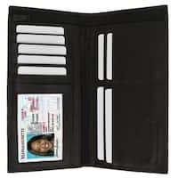 AFONiE Leather Card Holder Wallet