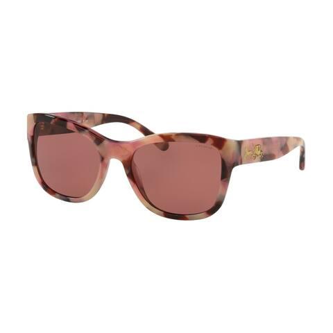 da472e11889a Coach Square HC8243 Women OXBLOOD TORT Frame SOLID OXBLOOD Lens Sunglasses
