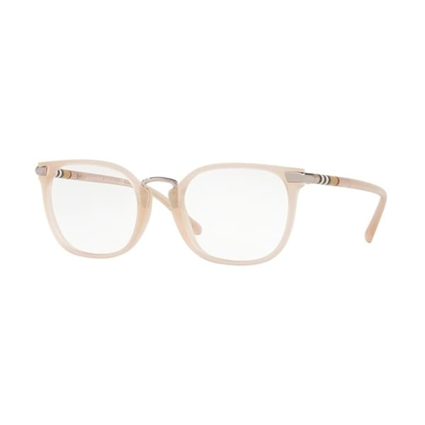 ee39312d717f Shop Burberry Square BE2269 WoMens MATTE PINK Frame Demo Lens Eyeglasses -  Free Shipping Today - Overstock - 24257120