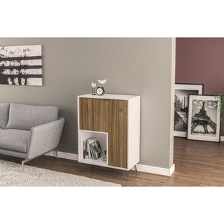 Boahaus Modern Sideboard, two doors, one shelf