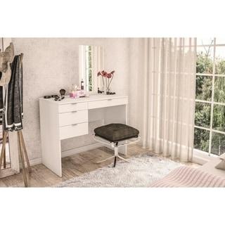 Boahaus Stylish Vanity with 4 Drawers