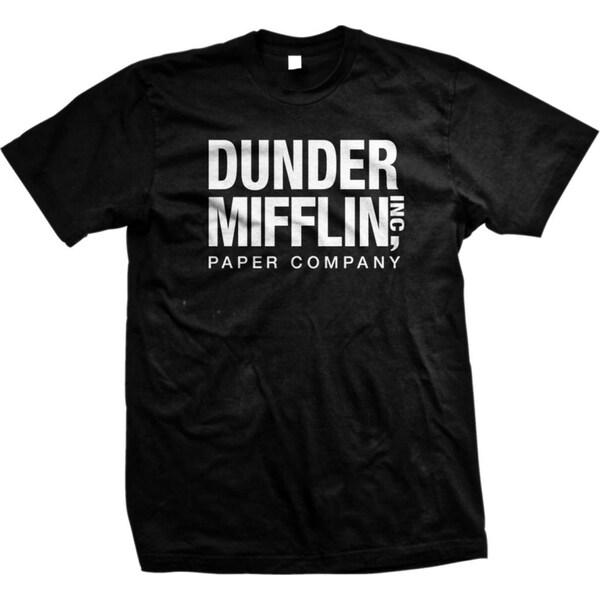 Dunder Mifflin Paper Mens T-Shirts