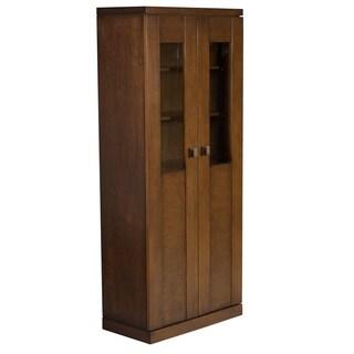 "Saloom Furniture 76"" Storage Cabinet"