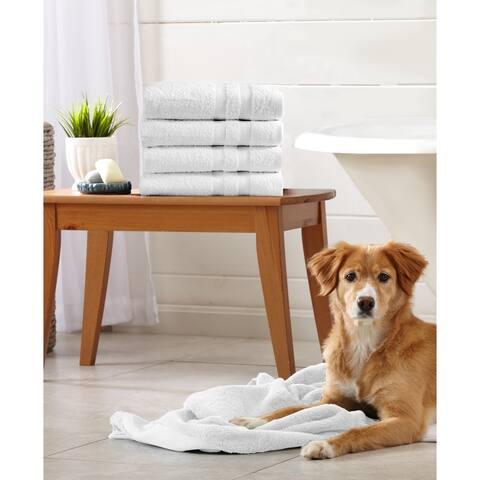 Home Fashion Designs Premium 100% Cotton Spa Bath Towel Set (28 x 52 inch)