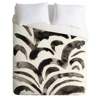 Ink velvet Duvet Cover