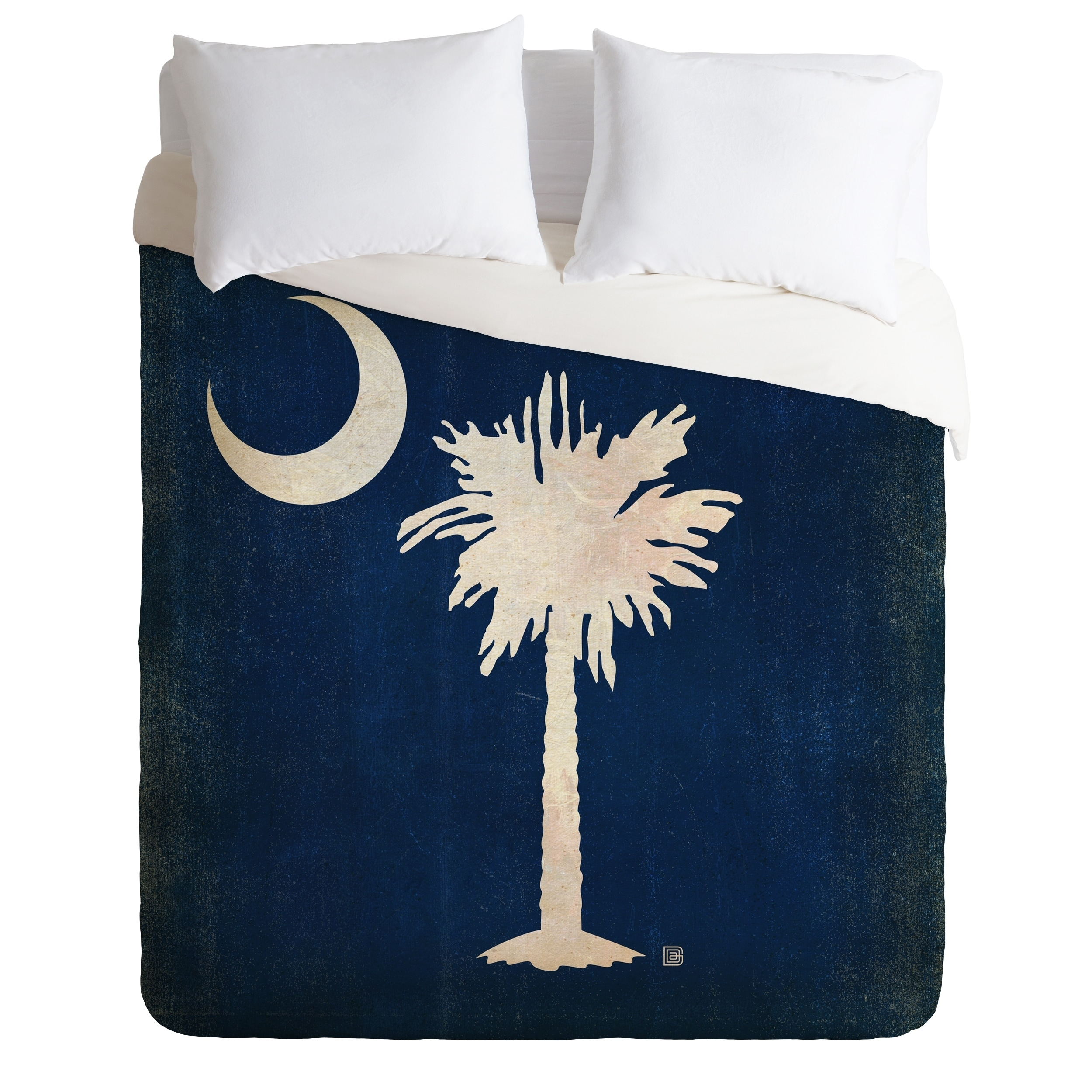 Rustic South Carolina State Flag Duvet Cover Twin Xl On Sale Overstock 24258011
