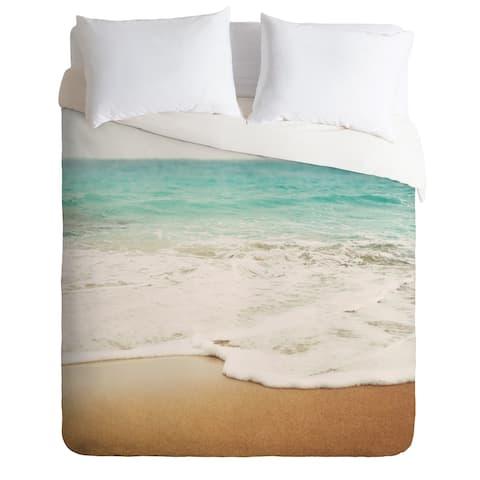 Ombre Beach Duvet Cover