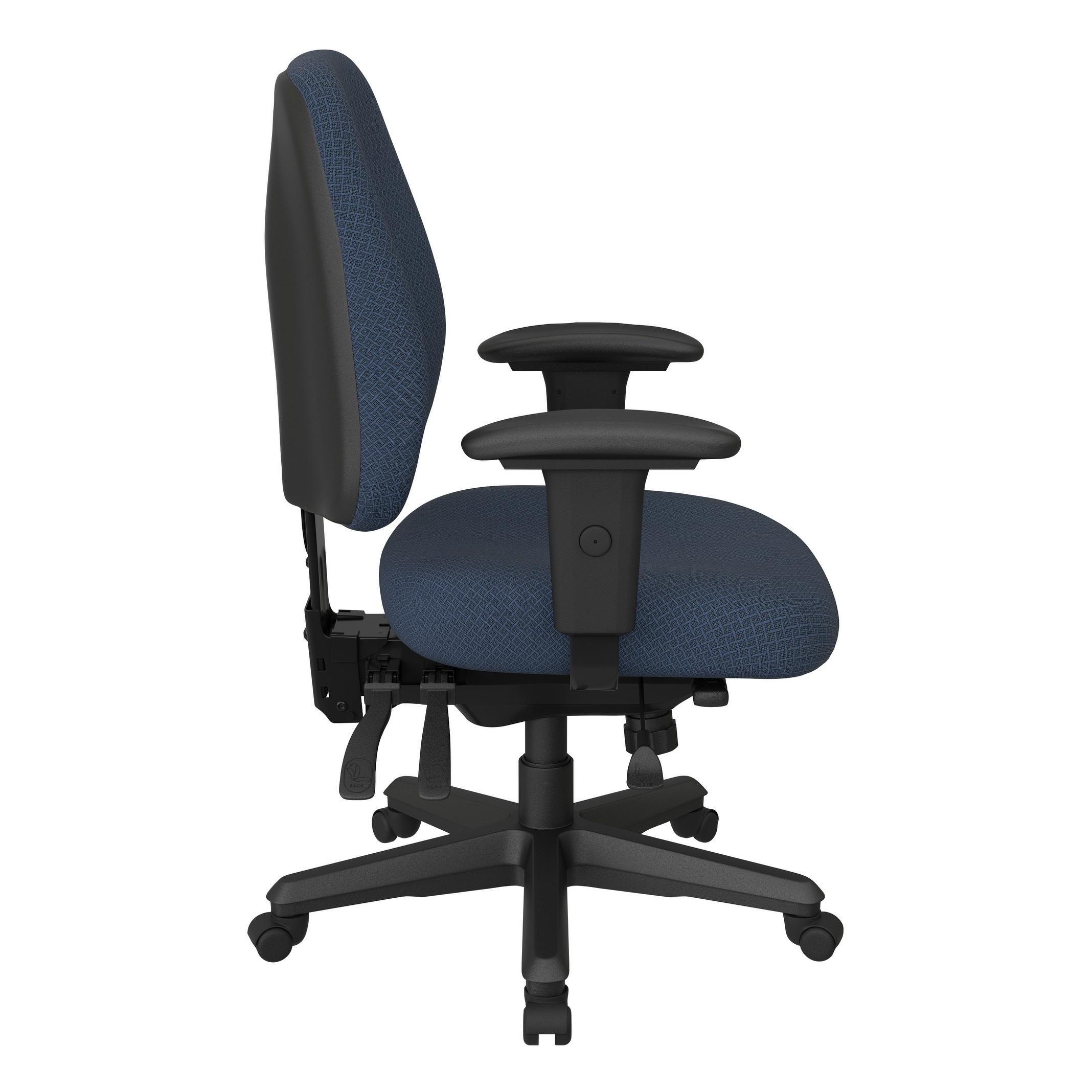 Details About Office Star Work Smart Ergonomics Chair
