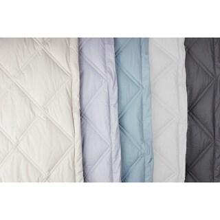 Sweet Dreamer Collection Diamond Stitch Cotton Quilt