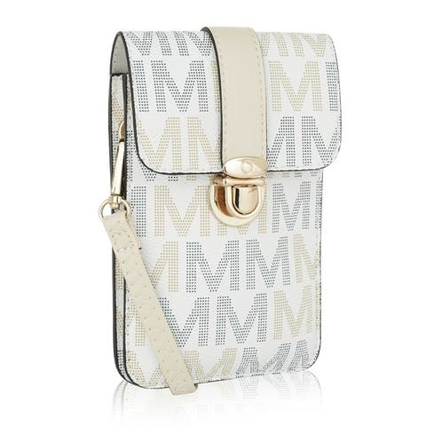 MKF Collection Lulu M Signature Phone Wallet by Mia K.