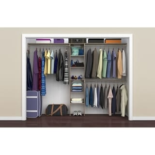 ClosetMaid SuiteSymphony 16 in. Closet Organizer with Shelves