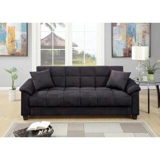 Bennett Microfiber Adjustable Sofa