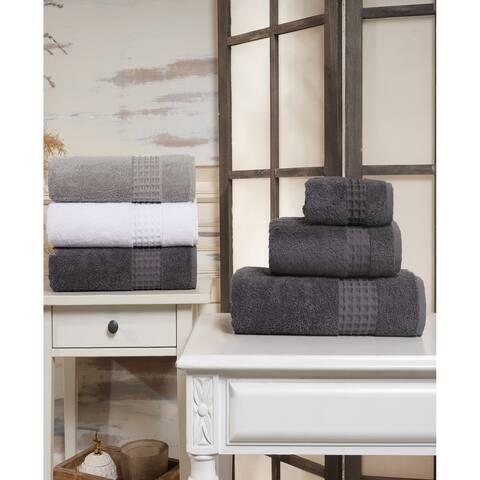 Ela Turkish Cotton Hand Towel - 16x28 inches