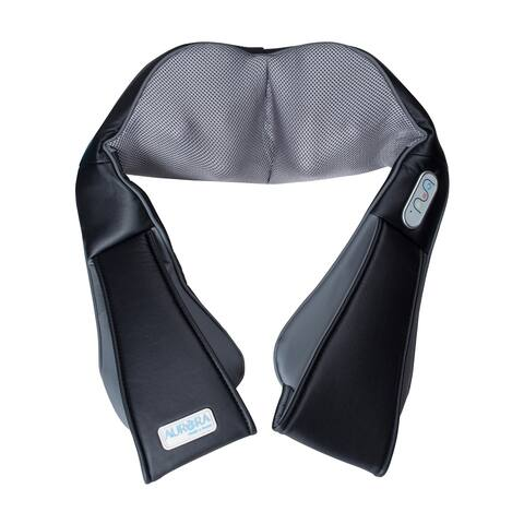 Aurora Cordless Neck and Back Shoulder Massager with Heat