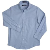 French Toast Long Sleeve Oxford Shirt Boys