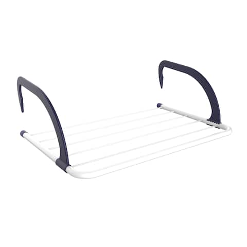 Clothes Drying Rack-Small Over the Door by Lavish Home